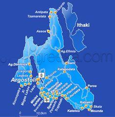 Kefalonia (Cephalonia), Greece - Travel Guide ~ Tourist Destinations