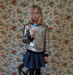 Ropa de lujo para niños invierno 2017: Little Eleven Paris. #modainfantil #blogmoda #blogmodainfantil