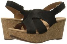 e2c7291e850 CLARKS Women s Annadel Fareda Wedge Sandal   Read more reviews of the  product by visiting the link on the image. (This is an affiliate link)   niceshoes