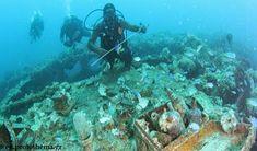 Ancient Greek Underwater Settlement Found in Peloponnese - MessageToEagle.com