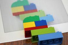 Mönster med Lego