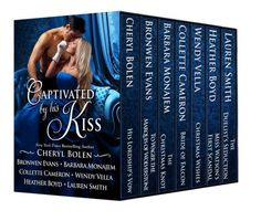 99¢ #Regency #Boxset - seven emotional stories of second chances, scandalous wagers, and the quest for true love. https://storyfinds.com/book/15522/captivated-by-his-kiss-a-limited-edition-boxed-set-of-seven-regency-romances