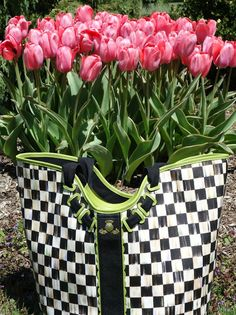 Mountain Breaths: Traveling Tote - Spring into Summer
