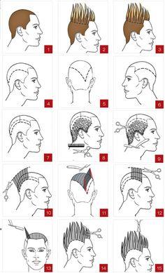 Небрежная мужская стрижка для длинных волос Cool Hairstyles For Men, Cool Haircuts, Hairstyles Haircuts, Haircuts For Men, Queer Hair, Short Hair Cuts, Short Hair Styles, Hair Designs For Men, Haircut Tip