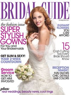 Free Issue to Bridal Guide Magazine  http://www.thefreebiesource.com/?p=46407