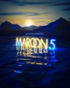 Maroon 5 Fan Art