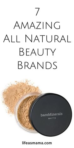 From fully organic companies that use a combination of herbs and oils in their products to companies that use all natural ingredients like fresh honey, there are tons of options out there for those of us that love beauty but still want to protect our skin as much as possible, the ones on this list are just a few of our favorites.