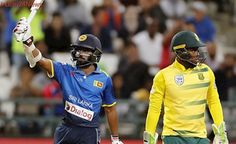 Sri Lanka beat South Africa by five wickets to win T20 series