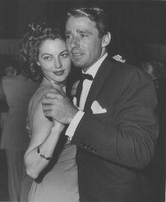 Ava Gardner & Peter Lawford