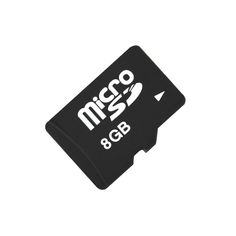 Tarjeta microsd de 8gb clase 4
