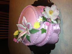My Wilton course 4 final cake.
