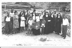 Ferentino nei tempi. posa prima pietra edificio Suore Francescane