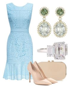 """Без названия #1831"" by svetlana-kazantsewa on Polyvore featuring мода, Gianvito Rossi и Fantasia by DeSerio"