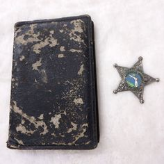 vintage Seminole County Florida Youth deputy sheriff Badge In Wallet
