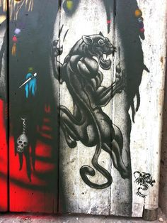 Streetart: Fin DAC New Mural In Cartagena // Colombia (5 Pics)