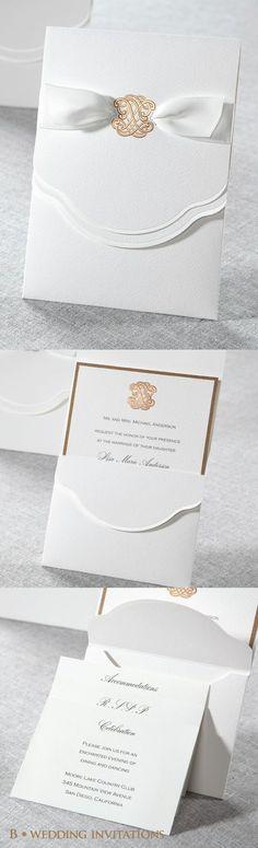 Invitaciones de boda elegantes: Tendencias y ejemplos. Aspectos clave que debes…