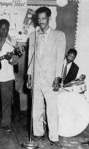 Willie Nix (August 6, 1922 -July 8, 1991) was an Chicago blues singer in the 1940s and 1950s. Nix later became a part of the blues scene that grew up around Beale Street. His musical work saw him appear on local radio with Robert Lockwood Jr., and work alongside Willie Love, Joe Willie Wilkins and Sonny Boy Williamson. Nix made his first recording for RPM Records in Memphis, and a year later he later recorded for Checker Records.