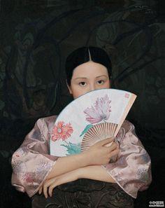 Wang Yidong, born in China 1955 ~