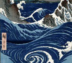 japanese sea art - Google Search
