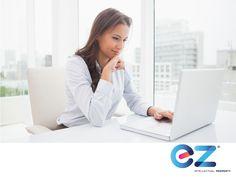 REGISTRO DE MARCA. En EZ-Intellectual Property, nuestro sistema es sencillo y atractivo al usuario con secciones de auto-ayuda en cada paso. Además, contamos con candados automáticos que evitan errores de llenado por parte del usuario. En EZIP te invitamos a visitar nuestra página web www.ezip.com.mx, o bien comunícate a los teléfonos 4593- 6992 o 5046- 3473 para conocer cómo iniciar el trámite de registro de tu marca o propiedad intelectual. #ezip
