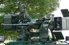 Remote Controlled Weapon Station / Poste de Tir Télécommandé (RCWS)