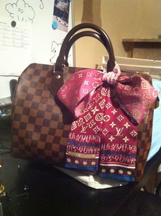 c34f79aa2e0f Louis Vuitton Speedy 35 Bandouliere DE with Monogram Wallpaper Bandeau  The Louis  Vuitton label was founded by Vuitton in