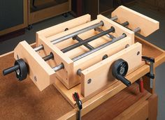 Precision Mortising Jig | Woodsmith Plans