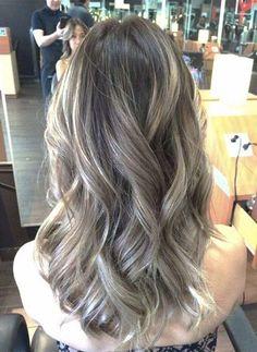 Dark Blonde Ash Hair Color 2018