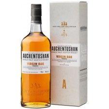 Auchentoshan Virgin Oak Single Malt Scotch Whisky 750ml [ CityWineCellar.com ] #dad #wine #quality #experience