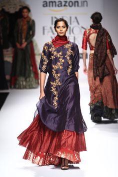 Amazon India Fashion Week autumn/winter 2016   Joy Mitra #AIFW2016 #PM