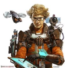 16 Ideas For Steampunk Concept Art Character Shadowrun Character Concept, Character Art, Rpg Cyberpunk, Shadowrun Rpg, Concept Art World, Star Wars Rpg, Sci Fi Characters, Stellaluna, Character Portraits