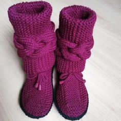 Slippers women Knitted bright boots Crochet women's shoes Women's casual shoes Knittted gift for girlfriend Adult knitted shoes Ankle boots Boho chic boots Knitted red boots Crochet women's shoe Women's casual shoes Valentine's Day gift for. Knit Baby Booties, Crochet Boots, Crochet Slippers, Blue Boots, Women's Boots, Ankle Boots, Converse Boots, Crochet Converse, Knit Shoes