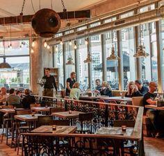 Restaurant Milú, Den Haag La Haye, Brunch Spots, The Hague, Netherlands, Holland, Restaurants, Conference Room, Travel, Home Decor