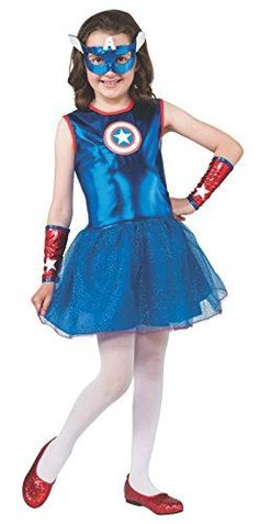 Rubies Marvel Universe Classic Collection American Dream Costume Child Medium ** Check out this great product.