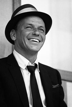 He never makes a mistake, and at the same time he's plainly intimate with failure. His perfection is so total it has room for error. -Robert Christgau Happy 99th Birthday Frank Sinatra! (December 12,...
