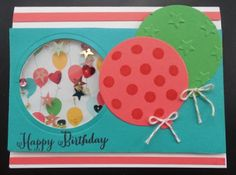 Cards 393 - PENNY TOKENS STAMPIN SPOT: Celebrate Today Birthday Wishes!