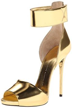 c214d4adad38b Giuseppe Zanotti Women s Ankle Strap Platform Dress Sandal