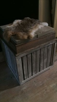 Action storage box
