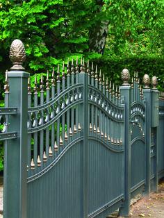 kleine zimmerrenovierung dekor zaun staketen, 19 besten zäune, türen und tore, classic line bilder auf pinterest, Innenarchitektur