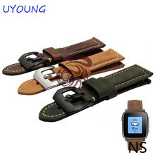 Like and Share if you want this  Genuine Leather Watchband 22mm For Pebble Time Steel Smart Watch High Quality Scrub Leather Strap Bracelet     Tag a friend who would love this!     FREE Shipping Worldwide     #ElectronicsStore     Get it here ---> http://www.alielectronicsstore.com/products/genuine-leather-watchband-22mm-for-pebble-time-steel-smart-watch-high-quality-scrub-leather-strap-bracelet/