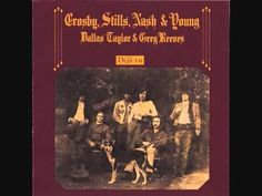 CROSBY, STILLS, NASH & YOUNG ~ Carry On...from Deja Vu...great album!