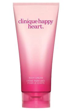 Clinique 'Happy Heart' Body Cream available at #Nordstrom