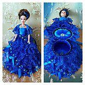 Antique Boxes, Barbie Dress, Creative Crafts, Art Dolls, Geometry, Jewelry Box, Craft Projects, Disney Princess, Antiques