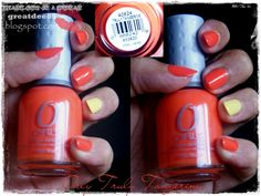 Orly Truly TangerineGreatdee Blog - Thank God I'm a Woman | Greatdee Blog - Thank God I'm a Woman