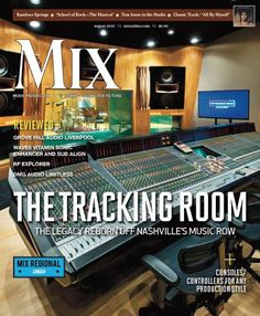 Mix Magazine - August 2016 English | True PDF | 68 pages | 70 MB Mix is the world's leading magazine for the professional recording and…