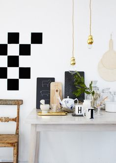The Collectors. By Swedish interior stylist Tina Hellberg and photographer Magnus Anesund
