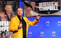 Bruce Campbell at Ottawa ComicCon 2014