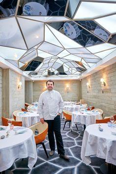Jean-François Piège - Le Grand Restaurant - 7 rue d'Aguesseau - 75008 Paris