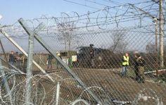 ΕΠΑΝΑΣΤΑΤΙΚΗ ☭ ΑΡΙΣΤΕΡΑ: Οι Σκοπιανοί έβαλαν αύρες στα σύνορα – ΦΩΤΟ