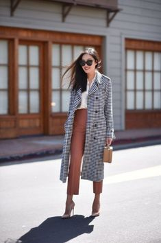 Spring Workwear Outfits Ideas You Should Wear To The Office 07